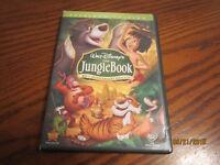 Walt Disney's The Jungle Book 40th Anniversary DVD