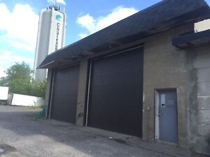Garage commercial a l'ouer