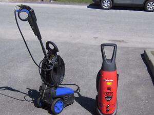 2 machines à pression