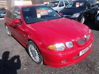 2001 MG ZS 2.5 180 4dr 4 door Saloon