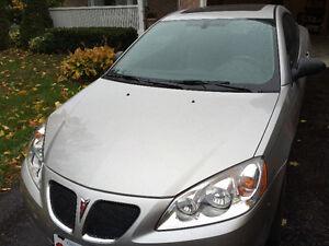 2006 Pontiac G6 Gt Coupe (2 door)