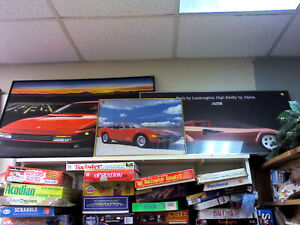 Car Pictures in the HEARTBEAT Thrift Store/BayView Mall Belleville Belleville Area image 1