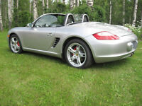2008 Porsche Boxster S Coupe (2 door)