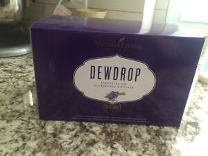 Young Living Dew drop diffuser- brand new