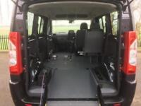 2015 Peugeot Expert Tepee 2.0 HDi L1 98 Comfort 5dr RIDE UP FRONT WHEELCHAIR ...