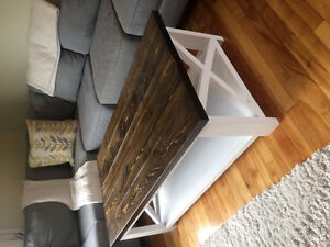 Handmade Farmhouse Style Coffee Tables