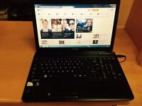 4GB fast like new Toshiba satellite HD massive 500GB,window10,Microsoft office,kodi installed,ready