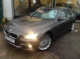 2014 (64) BMW 320 2.0 ( 184bhp ) ( s/s ) Auto i Luxury (Finance Available)