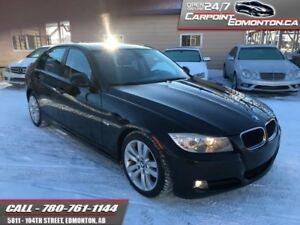 2011 BMW 3 Series NO ACCIDENTS..AUTO...HANDS FREE...NEWER TIRES