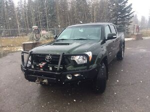 Toyota Tacoma, 2014 four door