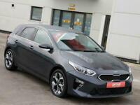 2018 Kia Ceed 3 Isg 1.0 Petrol 5DR Hatchback 6SPD Manual Hatchback Petrol Manual
