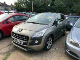 image for 2010 Peugeot 3008 1.6 HDi FAP Exclusive 5dr SUV Diesel Manual