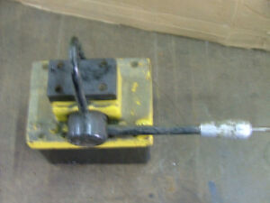 Manual Magnetic Plate Lifting unit Cambridge Kitchener Area image 5