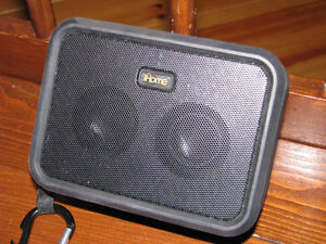 ihome bluetooth portable speaker black new /great gift wireless