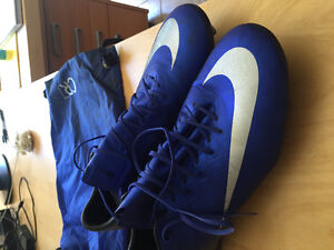 CR7 Mercurial Vapor X cleats sz.11