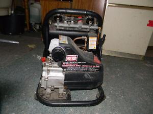 compresseur hot rod avec coffre d outil