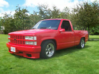 CHEVROLET S/B PICK UP
