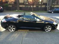 2008 Mitsubishi Eclipse Spyder GS Convertible dealer maintained