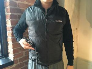 veste chauffante Conforteck Homme ou Femme taille XS