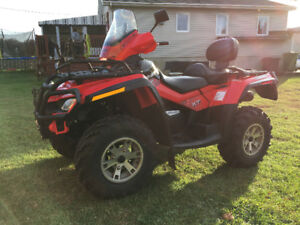 2009 BOMBARDIER CAN AM OUTLANDER MAX XT 8900KM //////////4900$//