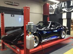 PRO TOURING 73 CORVETTE !SALE OR TRADE !