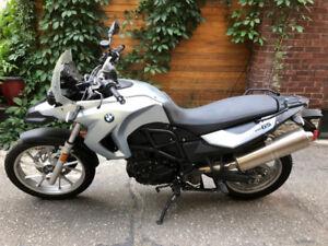2009 BMW F650GS Twin 800cc
