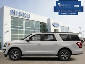 2019 Ford Expedition  Limited Max   - Leather Seats