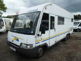 Euramobil - 7 Berth Motorhome - 6 Seatbelts