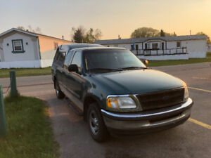 1997 Ford F-150 runs excellent