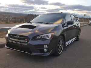 2015 Subaru WRX STi ***sport tech**LEATHER***