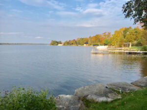 1 OR 2 BEDROOMS FOR RENT - WATERFRONT HOME IN PORT PERRY/SCUGOG