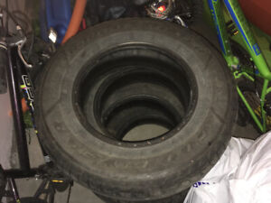 Goodyear Nordic Winter Tires for sale 215/70R15
