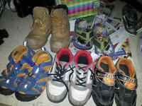 Boys shoes and sandals