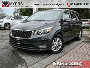 2018 Kia Sedona LX  - Heated Seats -  Bluetooth - $173.84 B/W