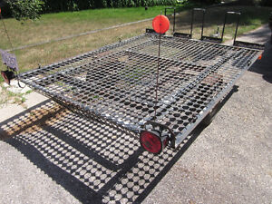 Utility Trailer for Sale in Coldwater
