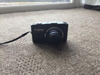 Canon Powershot SX280 HS - 12.1 MP - 20X IS - Digital Camera - Black Colour
