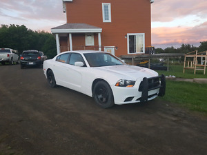 A voir ! Dodge Charger Police Pack 2013