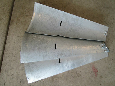 A-100 Sails Set Of 3 For Rebuilding 8ft Aermotor 702 Windmill