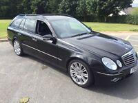 Mercedes E280 3.0 CDi Sport Estate - merc bmw audi x5 jeep ml 4x4 honda volvo v70 xc90 ford galaxy