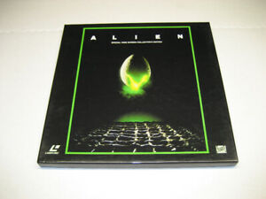 ALIEN - Laserdiscs Special Widescreen Collector's Edition
