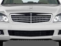 Mercedes C-Class grill and bade- as new