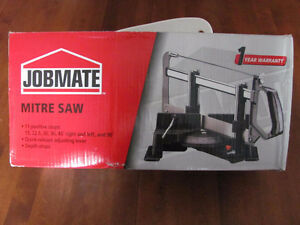 JOBMATE PORTABLE MITRE SAW