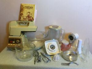 Vintage Oster Kitchen Center    -  Moving Must Go