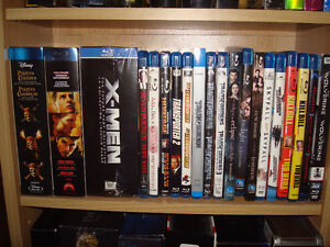 Collection Blu-Ray a vendre (Solde)