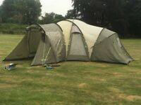 Family tent Outwell Hartford XL