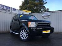 Land Rover Discovery 3 2.7TD V6 auto 2008.5MY XS 4X4