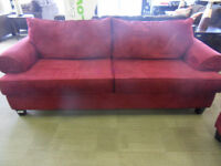 DYNASTY RED SOFA/LOVE ( # 51146749)