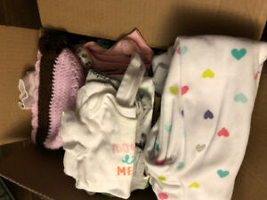 Baby Girl 3-6 mth Clothes