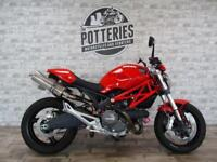 Ducati Monster M696 *Very low miles for the year*