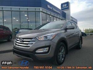 2013 Hyundai Santa Fe Sport 2.4 Premium AWD  AWD heated seats...